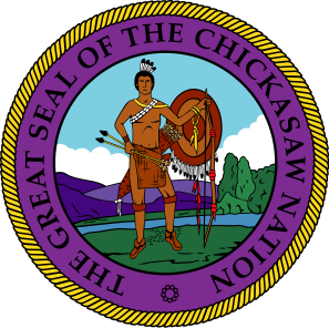 Chickasaw Nation Tribal SEal