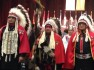 Procession of the Tribal Chiefs at the National Congress of American Indians